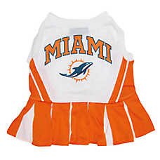 Miami Dolphins NFL Cheerleader Uniform