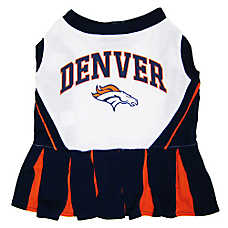 Denver Broncos NFL Cheerleader Uniform