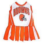 Cleveland Browns NFL Cheerleader Uniform