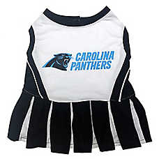 Carolina Panthers NFL Cheerleader Uniform