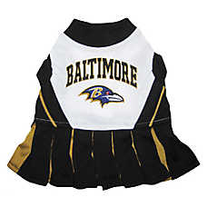 Baltimore Ravens NFL Cheerleader Uniform