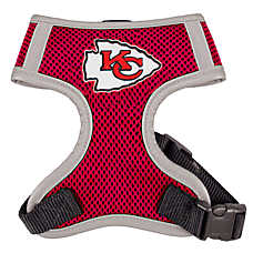 Kansas City Chiefs NFL Dog Harness