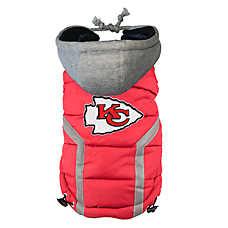Kansas City Chiefs NFL Puffer Vest