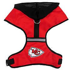 Kansas City Chiefs NFL Dog Harness