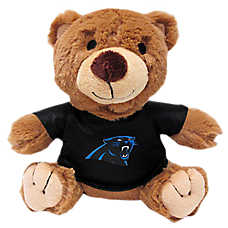 Carolina Panthers NFL Teddy Bear Dog Toy