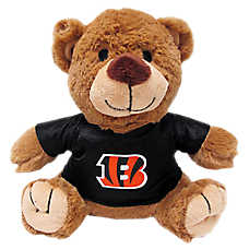 Cincinnati Bengals NFL Teddy Bear Dog Toy