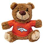 Denver Broncos NFL Teddy Bear Dog Toy