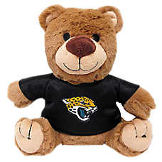Jackson Jaguars NFL Teddy Bear Dog Toy