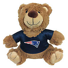 New England Patriots NFL Teddy Bear Dog Toy