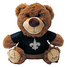 New Orleans Saints NFL Teddy Bear Dog Toy