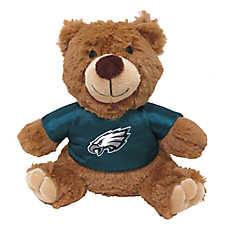 Philadelphia Eagles NFL Teddy Bear Dog Toy