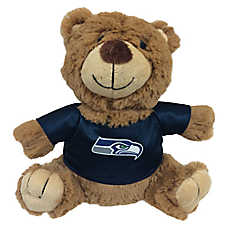 Seattle Seahawks NFL Teddy Bear Dog Toy