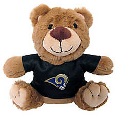 Los Angeles Rams NFL Teddy Bear Dog Toy