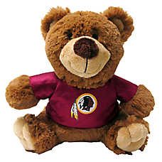 Washington Redskins NFL Teddy Bear Dog Toy