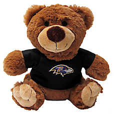 Baltimore Ravens NFL Teddy Bear Dog Toy