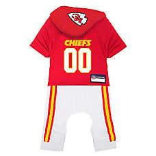 Kansas City Chiefs NFL Team Pajamas