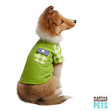 Martha Stewart Pets® Gingham Tee