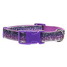 Top Paw® Sparkle Ombre Dog Collar