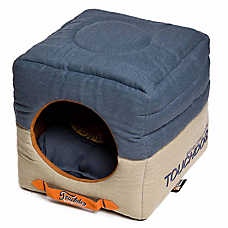 Pet Life Touchdog Convertible & Reversible Dog Bed