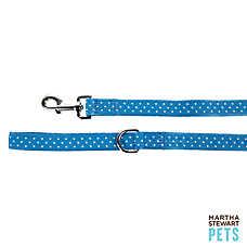 Martha Stewart Pets® Polka Dot Dog Leash