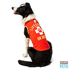 "Martha Stewart Pets® ""Lifeguard on Duty"" Tee"
