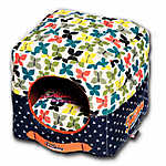 Pet Life Touchdog Butterfly Convertible Dog Bed
