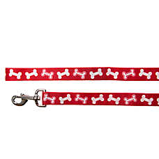 Top Paw® Classic Bone Stripe Dog Leash