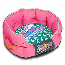 Pet Life TouchDog Cuddler Dog Bed