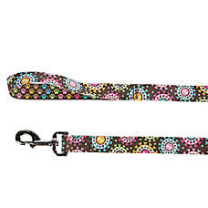 Top Paw® Sadie Sublimated Bone & Paw Dog Leash