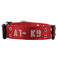 Top Paw® Duke A1-K9 Adjustable Dog Collar