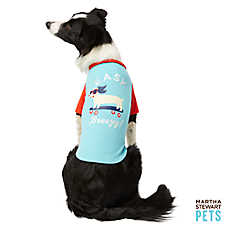 "Martha Stewart Pets® ""Easy Breezy"" Tee"