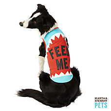 "Martha Stewart Pets® ""Feed Me"" Shark Mouth Tee"