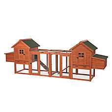 TRIXIE Chicken Coop Duplex
