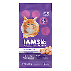 Iams® ProActive Health™ Kitten Food - Chicken