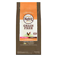 NUTRO® Grain Free Small Breed Adult Dog Food - Chicken & Lentils