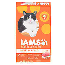 Iams® ProActive Health™Healthy Adult Cat Food - Tuna