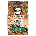 NUTRO™ Wild Frontier Adult Dog Food - Natural, Grain Free, Non-GMO, Rolling Meadows Recipe
