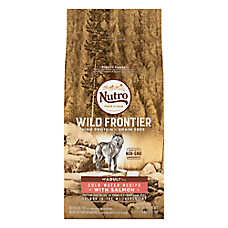 NUTRO® Wild Frontier Adult Dog Food - Grain Free, Cold Water Recipe