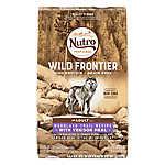 NUTRO™ Wild Frontier Adult Dog Food - Natural, Grain Free, Non-GMO, Woodland Trail Recipe