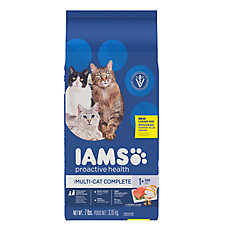 Iams® ProActive Health™ Multi-Cat Complete Adult Cat Food - Chicken & Salmon