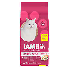 Iams® ProActive Health™ Mature Adult Cat Food - Chicken