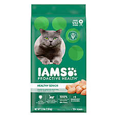 Iams® ProActive Health™ Lively Senior Cat Food - Chicken