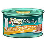 Fancy Feast® Medleys Adult Cat Food - White Meat Chicken Florentine