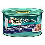 Fancy Feast® Medleys Adult Cat Food - Whitefish & Tuna Florentine