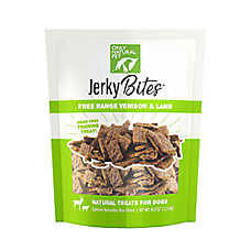 Only Natural Pet Jerky Bites Free Range Venison & Lamb Pet Treat