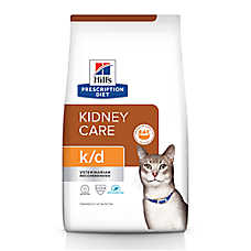Hill's® Prescription Diet® k/d Kidney Care Cat Food - Ocean Fish
