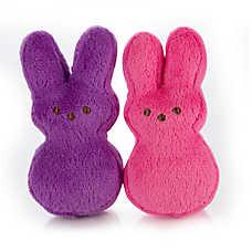 PEEPS® Bunny 2-Pack Cat Toy - Catnip