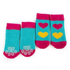 Grreat Choice™ Heart Socks