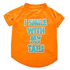 """Grreat Choice™ """"I Smile With My Tail!"""" Tee"""