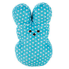 PEEPS® Polka Dot Bunny - Squeaker, Plush
